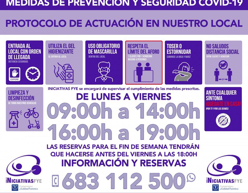 HORARIO Y NORMA SEGURIDAD FYE_RRSS INVIERNO